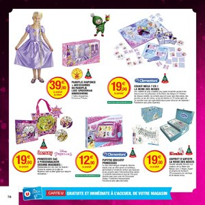 Catalogue Hyper U Noël 2017 page 78
