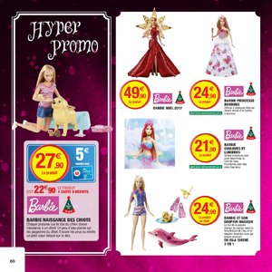 Catalogue Hyper U Noël 2017 page 80