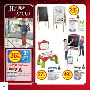Catalogue Hyper U Noël 2017 page 92