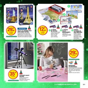 Catalogue Hyper U Noël 2017 page 121