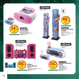 Catalogue Hyper U Noël 2017 page 130