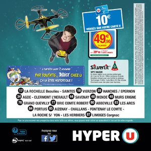 Catalogue Hyper U Noël 2017 page 148