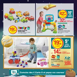 Catalogue Hyper U Noël 2018 page 16