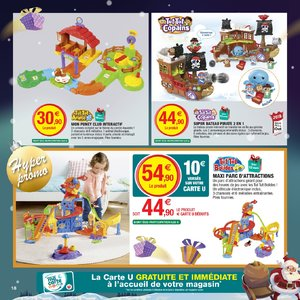 Catalogue Hyper U Noël 2018 page 18