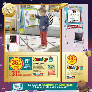 Catalogue Hyper U Noël 2018 page 24