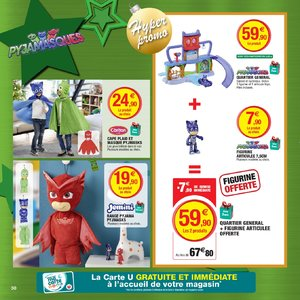 Catalogue Hyper U Noël 2018 page 30