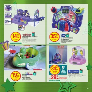 Catalogue Hyper U Noël 2018 page 31