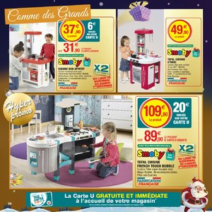 Catalogue Hyper U Noël 2018 page 38