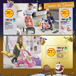 Catalogue Hyper U Noël 2018 page 41