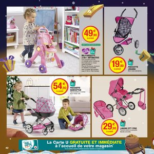 Catalogue Hyper U Noël 2018 page 42