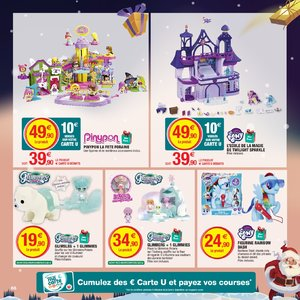 Catalogue Hyper U Noël 2018 page 66