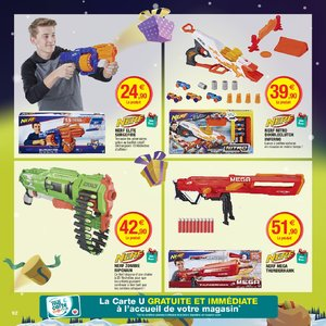 Catalogue Hyper U Noël 2018 page 92