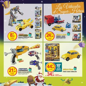 Catalogue Hyper U Noël 2018 page 95