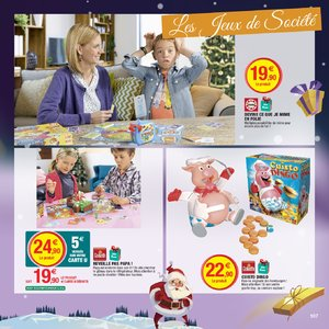 Catalogue Hyper U Noël 2018 page 107