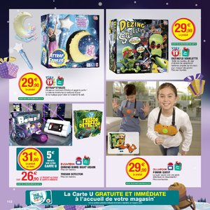 Catalogue Hyper U Noël 2018 page 112