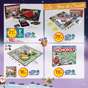Catalogue Hyper U Noël 2018 page 119
