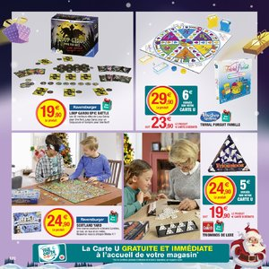 Catalogue Hyper U Noël 2018 page 120