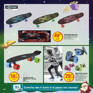 Catalogue Hyper U Noël 2018 page 134