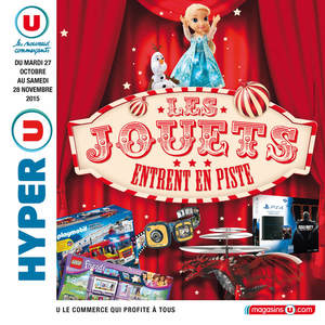 Catalogue Hyper U Noël 2015