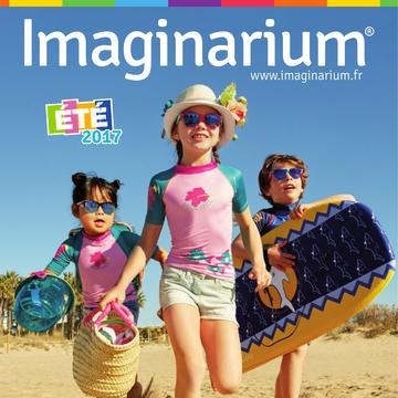 Catalogue Imaginarium Été 2017