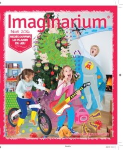 Catalogue Imaginarium Noël 2016 page 1