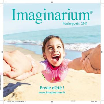 Catalogue Imaginarium Printemps-Été 2016