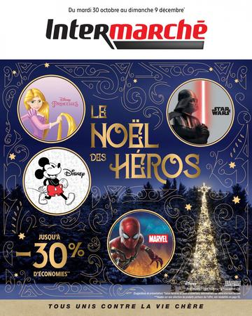 Catalogue Intermarche France Noël 2018