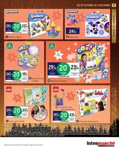 Catalogue Intermarche France Noël 2018 page 65