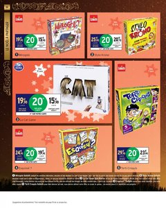 Catalogue Intermarche France Noël 2018 page 66
