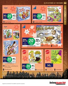 Catalogue Intermarche France Noël 2018 page 69