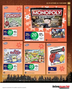 Catalogue Intermarche France Noël 2018 page 71