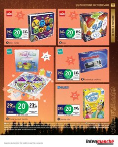 Catalogue Intermarche France Noël 2018 page 75