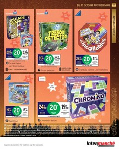 Catalogue Intermarche France Noël 2018 page 77