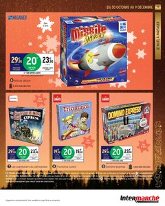 Catalogue Intermarche France Noël 2018 page 79