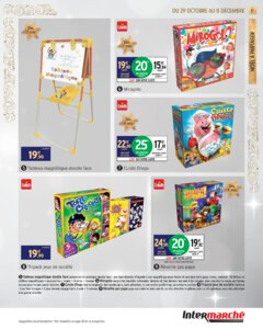 Catalogue Intermarche France Noël 2019 page 17