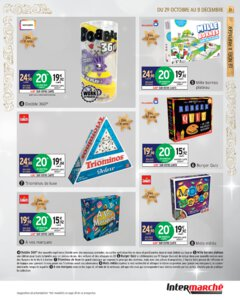 Catalogue Intermarche France Noël 2019 page 21