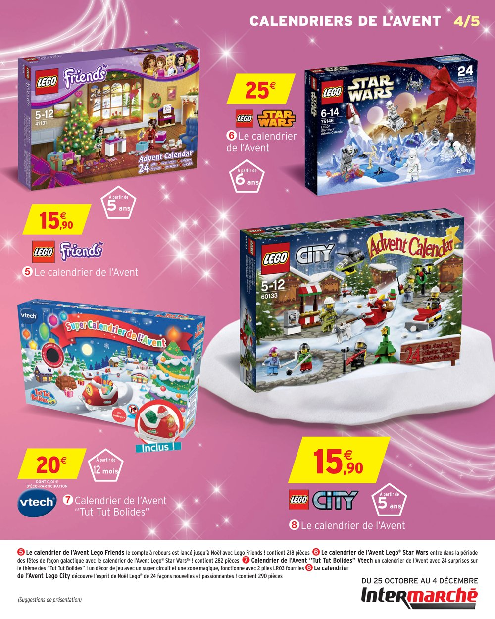 Catalogue Intermarche Hyper Noel 2016 Catalogue De Jouets