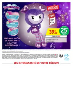 Catalogue Intermarché Hyper Noël 2016 page 40