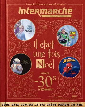Catalogue Intermarche Hyper France Noël 2019