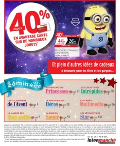 Catalogue Intermarche Noel 2015 Catalogue De Jouets