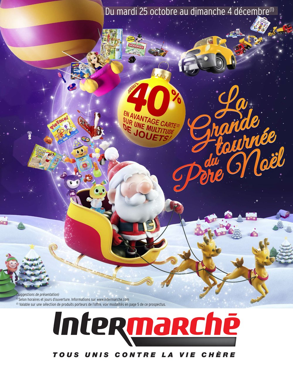 catalogue jouets noel 2018 intermarche Catalogue Intermarché Super Noël 2016 | Catalogue de jouets catalogue jouets noel 2018 intermarche