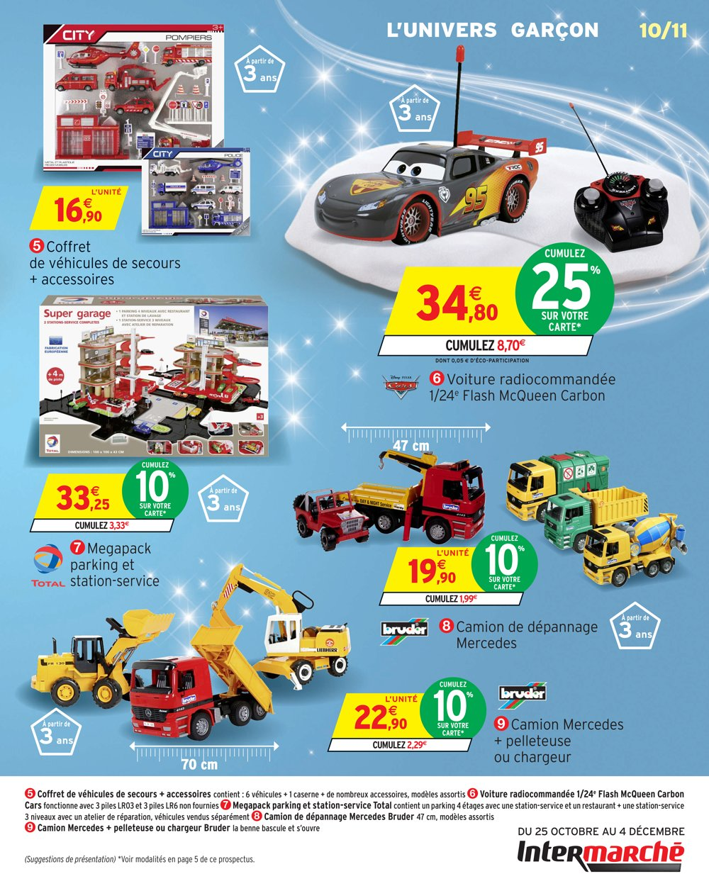 Catalogue Intermarché Super Noël 2016 Catalogue De Jouets