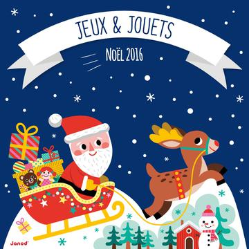 Catalogue Janod Noël 2016