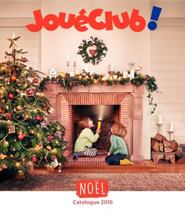 Catalogue JouéClub Noël 2016 page 1