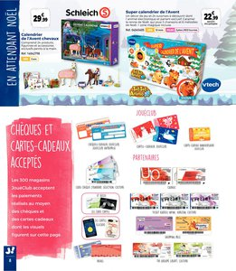 Catalogue JouéClub Noël 2016 page 8