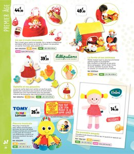 Catalogue JouéClub Noël 2016 page 20