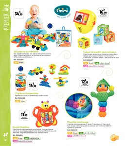 Catalogue JouéClub Noël 2016 page 42