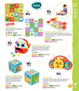 Catalogue JouéClub Noël 2016 page 43