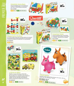 Catalogue JouéClub Noël 2016 page 60