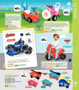 Catalogue JouéClub Noël 2016 page 63